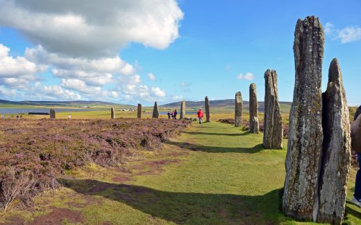 Orkney : Ring of Brodgar