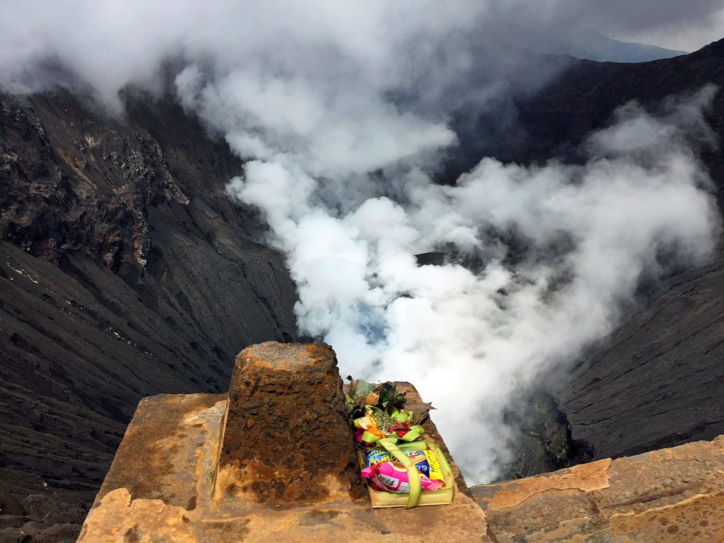 Vulkan Bromo