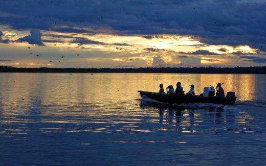 Amazonas Ausflug