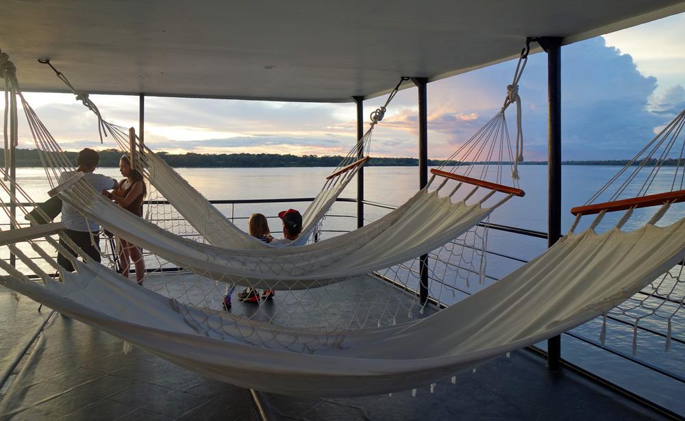 La Perla Amazonas