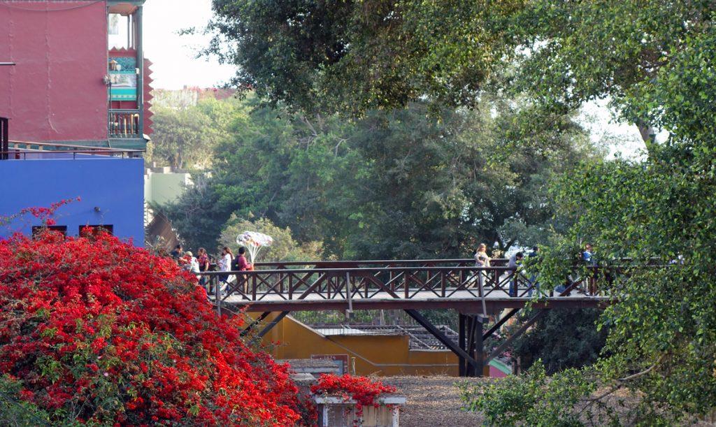 Lima Reisetipps Seufzerbrücke