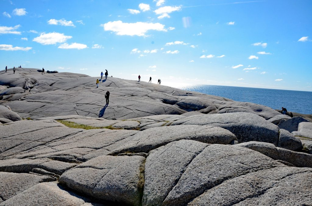 Peggy's Cove bei Halifax