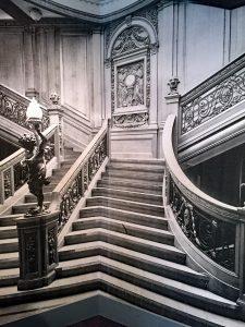 Titanic Treppe Halifax