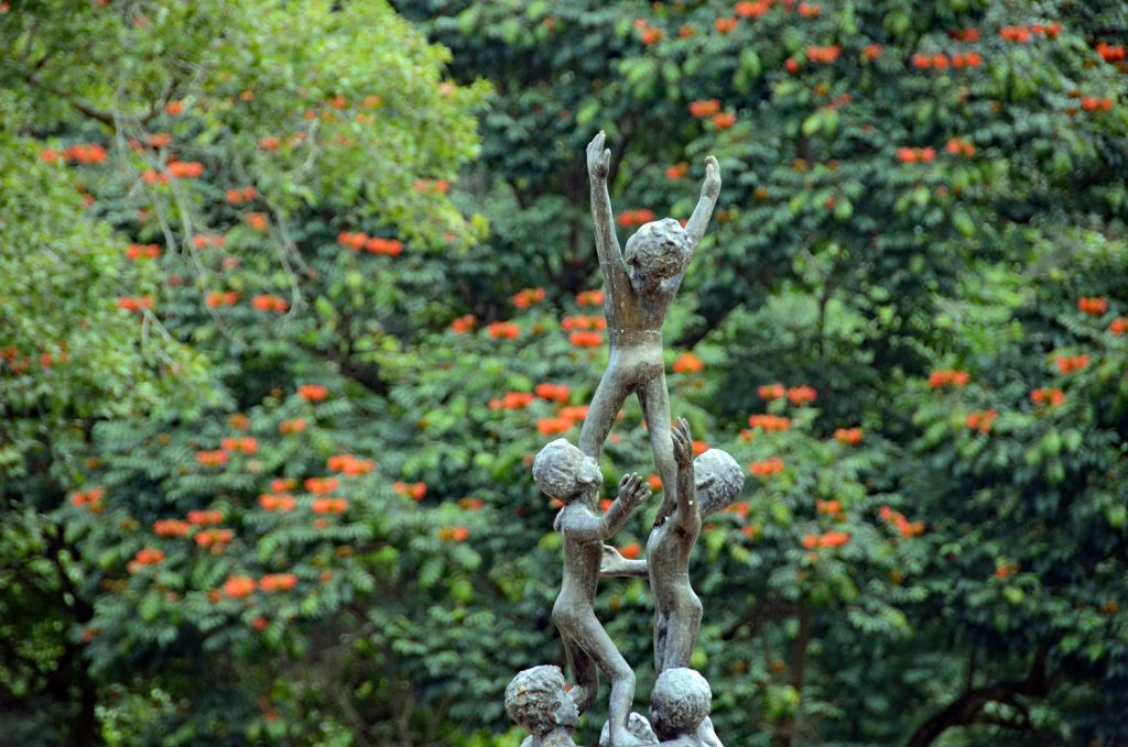 Thailand Ausflug: Mae Fa Luang Garten