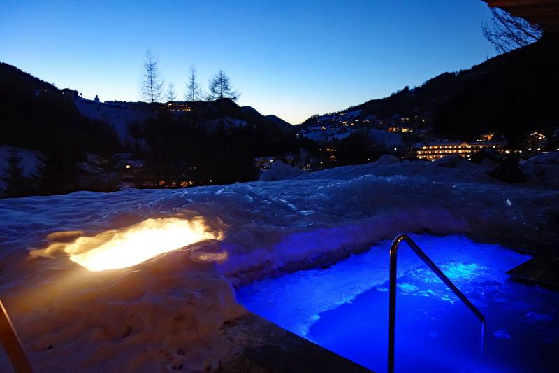 Hotel Wolkenstein Comploj Eisloch
