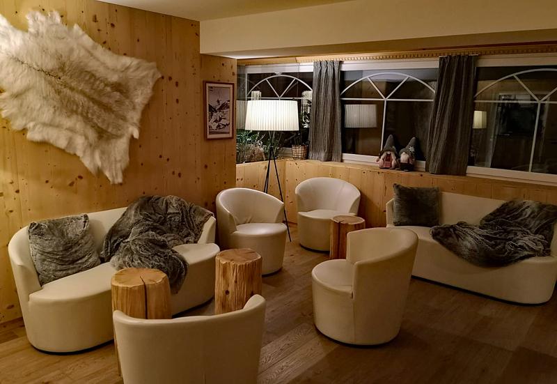 Hotel Wolkenstein Comploj